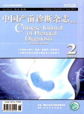 中国产前诊断(电子版)